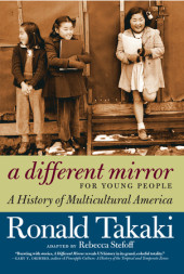 A Different Mirror for Young People Cover