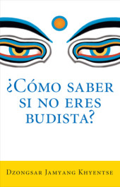 ¿Como saber si no eres budista? (What Makes You Not a Buddhist) Cover