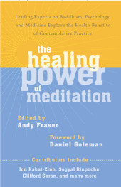 The Healing Power of Meditation Cover