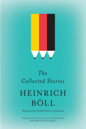 The Collected Stories of Heinrich Boll Cover