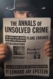 The Annals of Unsolved Crime Cover