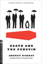 Death and the Penguin Cover