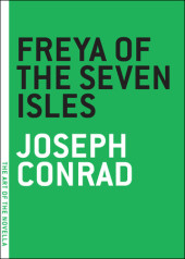 Freya of the Seven Isles Cover