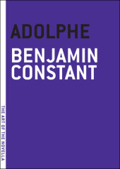 Adolphe Cover