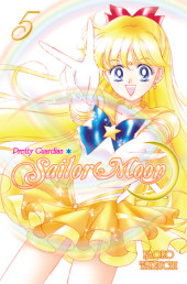 Sailor Moon 5 Cover