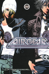 Air Gear 22 Cover