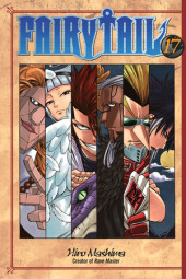 Fairy Tail 17 Cover