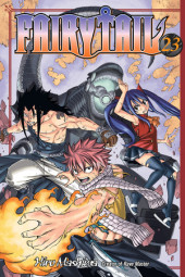 Fairy Tail 23 Cover
