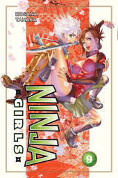 Ninja Girls 9 Cover