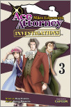 Miles Edgeworth: Ace Attorney Investigations 3