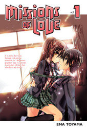 Missions of Love 1 Cover