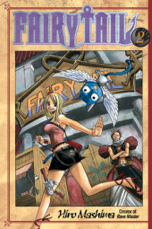 Fairy Tail 2 Cover