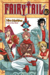 Fairy Tail 10 Cover