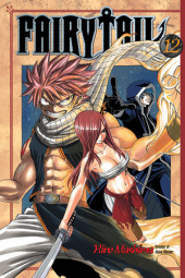 Fairy Tail 12 Cover