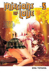 Missions of Love 5 Cover