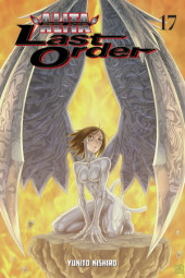 Battle Angel Alita: Last Order 17 Cover