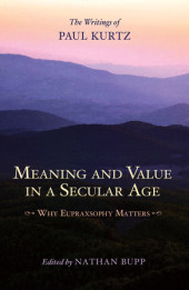 Meaning and Value in a Secular Age Cover