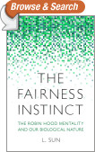 The Fairness Instinct