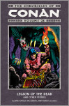 The Chronicles of Conan Volume 26: Legion of the Dead and Other Stories