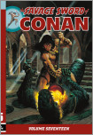 Savage Sword of Conan Volume 17