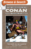 The Chronicles of Conan Volume 29: The Shape in the Shadow