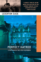 Perfect Hatred Cover