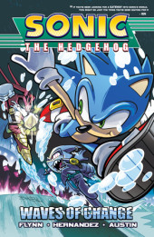 Sonic the Hedgehog 3: Waves of Change