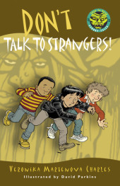 Don't Talk to Strangers! Cover
