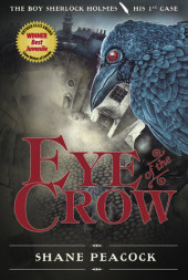 Eye of the Crow Cover