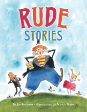 Rude Stories Cover