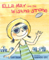 Ella May and the Wishing Stone Cover