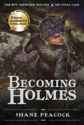 Becoming Holmes Cover