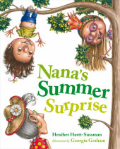 Nana's Summer Surprise Cover