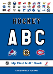 Hockey ABC Cover