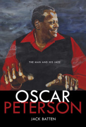 Oscar Peterson Cover