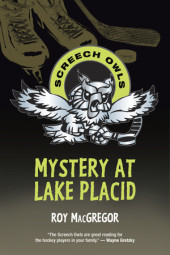 Mystery at Lake Placid Cover