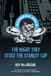 The Night They Stole the Stanley Cup Cover