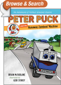 Peter Puck and the Runaway Zamboni Machine