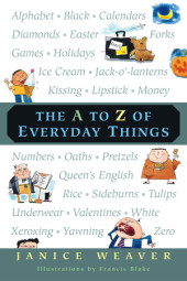 The A to Z of Everyday Things Cover