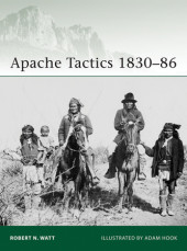 Apache Tactics 1830-86 Cover