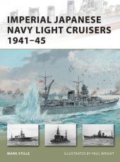 Imperial Japanese Navy Light Cruisers 1941-45 Cover