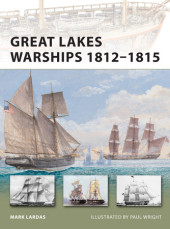 Great Lakes Warships 1812-1815 Cover