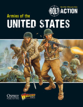 Bolt Action: Armies of the United States Cover