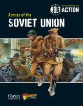 Bolt Action: Armies of the Soviet Union Cover