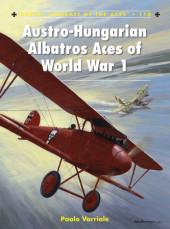 Austro-Hungarian Albatros Aces of World War 1 Cover