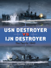 USN Destroyer vs IJN Destroyer Cover