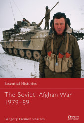 The Soviet-Afghan War 1979-89 Cover