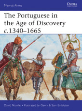 The Portuguese in the Age of Discovery 1300-1580 Cover