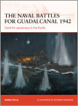 The Naval Battles for Guadalcanal 1942