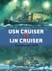 USN Cruiser vs IJN Cruiser Cover
